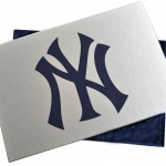 New York Yankees Custom Two Part Set-Up Box