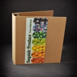 Front Cover Labeled Organic Binder