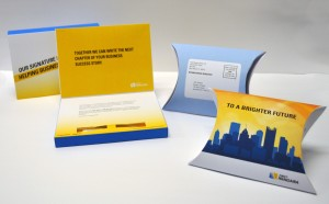 First Niagara Bank Custom Mailers | Custom Mailers by Colad