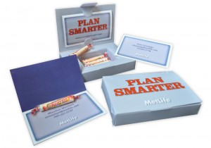 Metlife Smartie Mailer | Custom Mailers by Colad