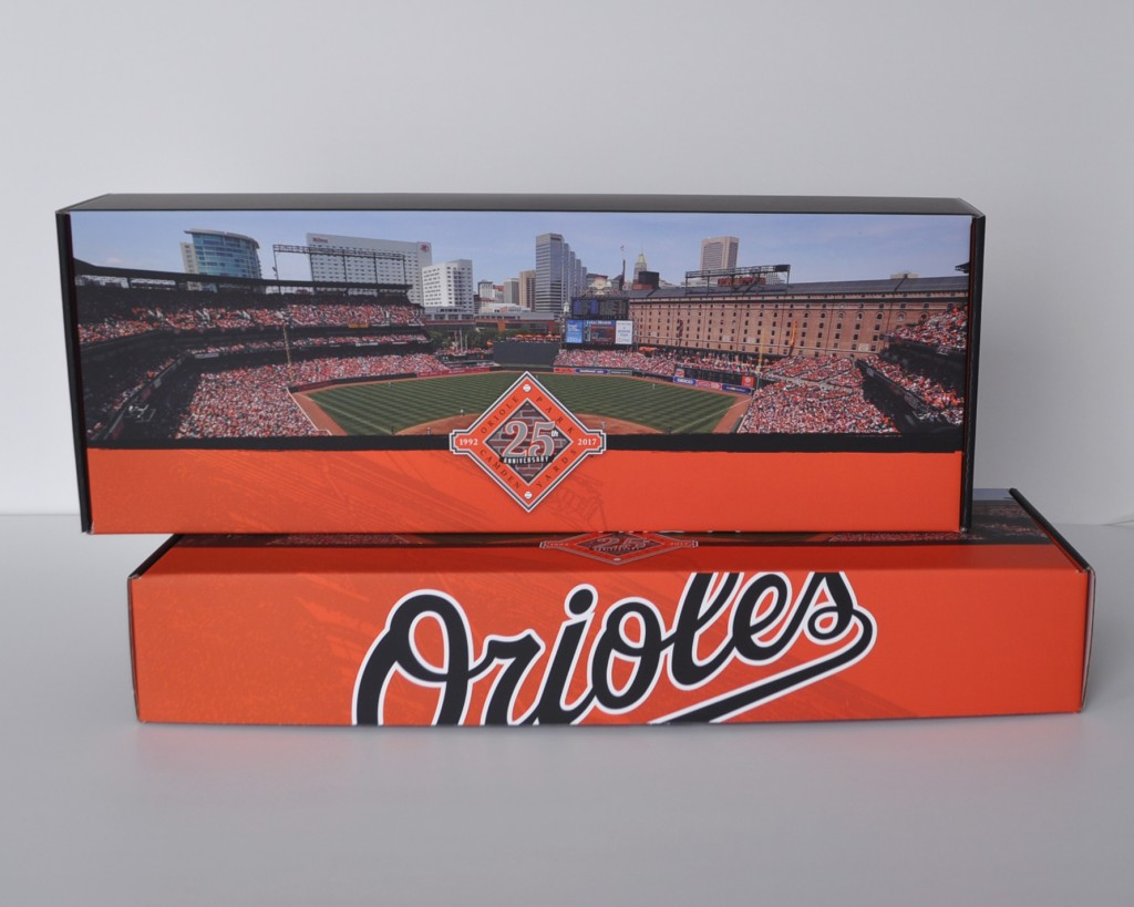 Baltimore Orioles Season Ticket Packaging 2017