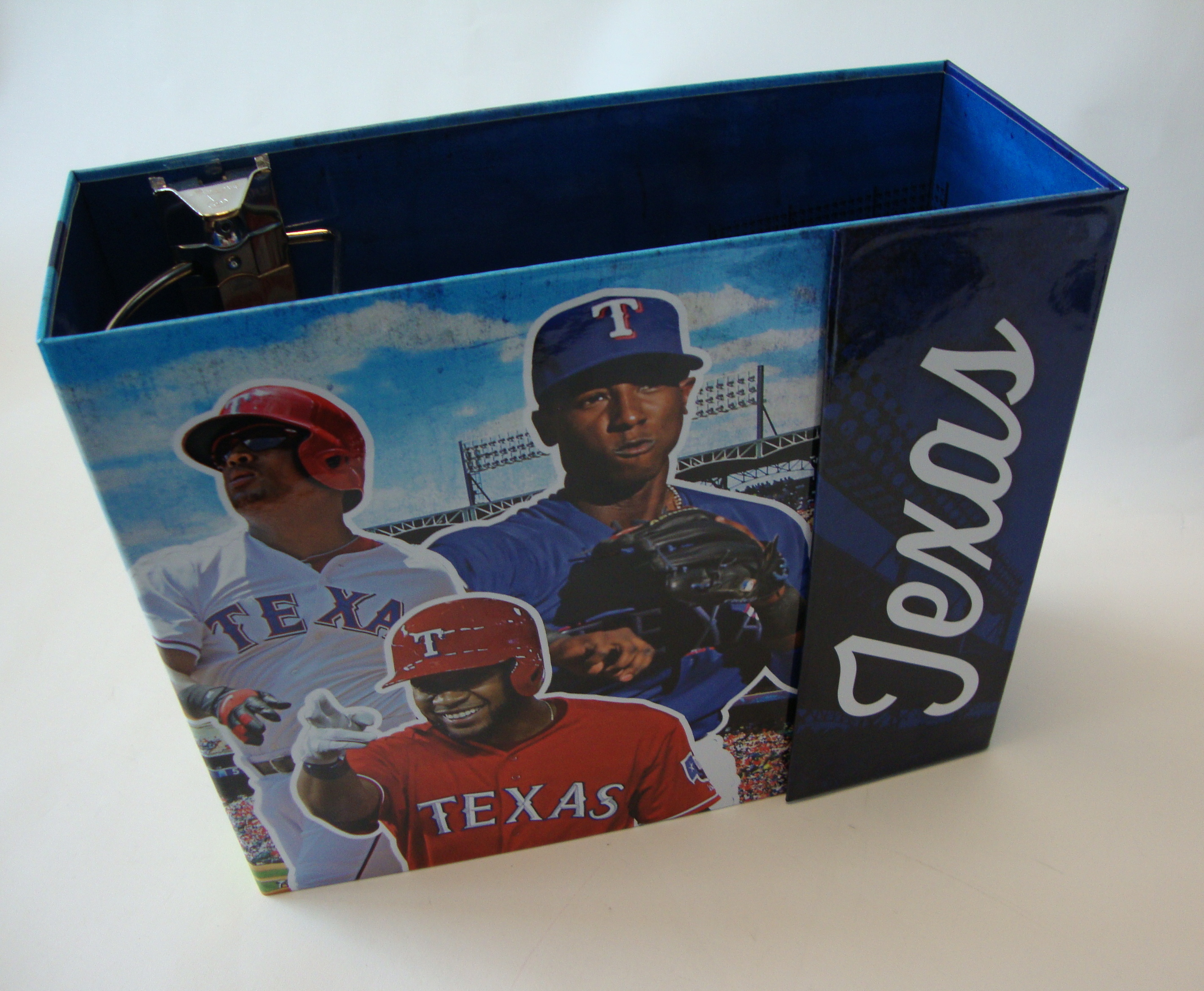 rangers-2014-ticket-binder