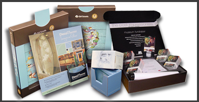 Colad Process for Custom Binders, Folders and Custom Packaging