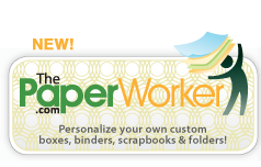 ThePaperWorker.com - Custom Binders